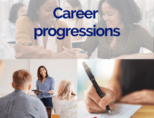 Career Progressions for Qualified Professionals