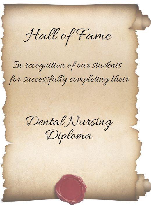 Dental Nursing Diploma